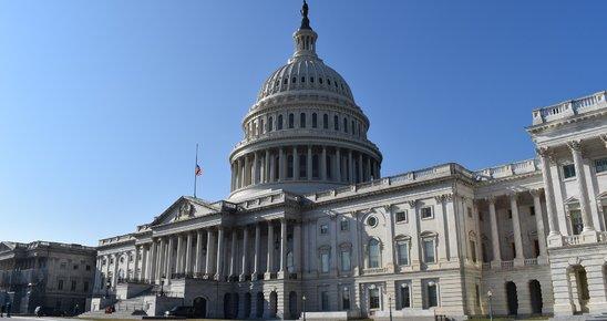 Le Capitole, siège du Congrès (Crédit photo : Pixabay)