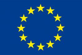 Drapeau de L'Europe. (Crédit photo :  )