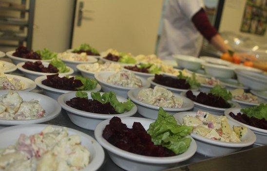 Les portions, une formule anti-gaspi (Crédit photo : Elisa Coquelin)